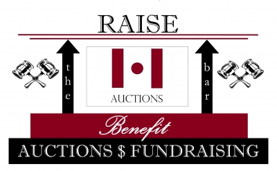 Raise The Bar Benefit Auctions $ Fundraising