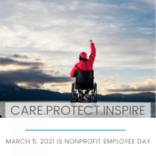 Nonprofit Employee Day: March 5, 2021