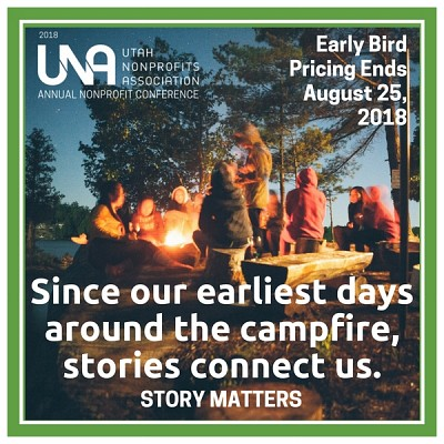 UNA Annual Nonprofit Conference on September 25, 2018: Early Bird Registration is Open!